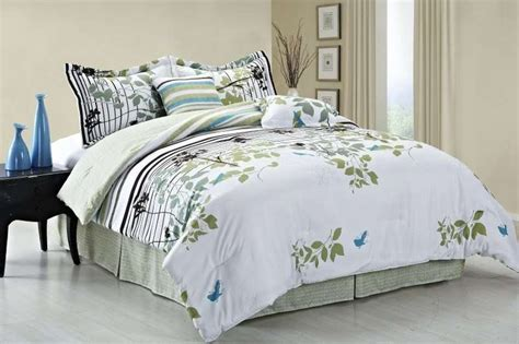 duck river textile comforter set duck river textile florence sage oversized reversible 6pc