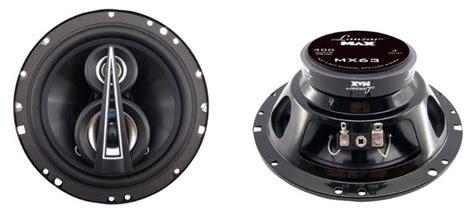 Speaker Visonik 6 5 622 Coax lanzar mx63 20 00