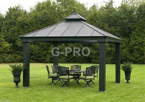 10 X 12 Maestrale Steel Top Gazebo by Pinterest The World S Catalog Of Ideas