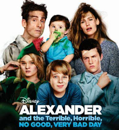 alexander and the terrible horrible no good very bad day cast alexander and the terrible horrible no good very bad day