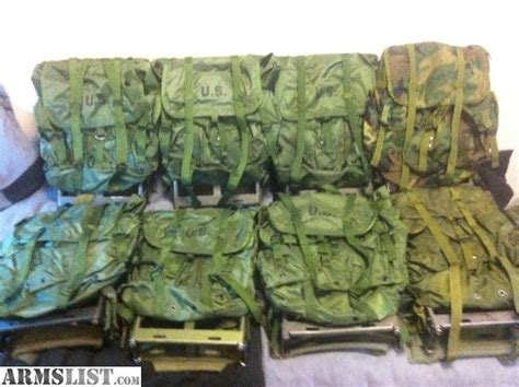 64 pattern ruck frame armslist for sale us military alice packs with or