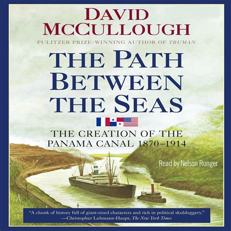 of 2 path to union books path between the seas audiobook by david mccullough