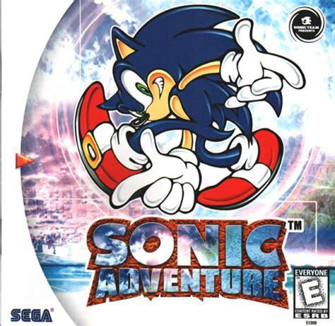 emuparadise adventure games sonic adventure iso