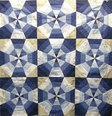 Kaleidoscope Patchwork Quilt Pattern - kaleidoscope quilt by kaye wood quilting pattern