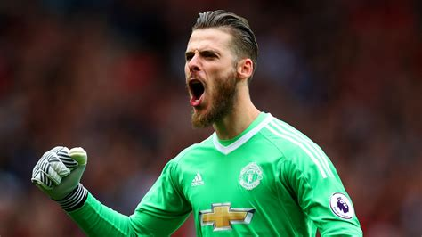 di gea manchester united transfer news the live player