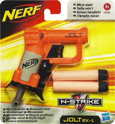 Nerf N Strike Jolt Ex 1 bol nerf n strike jolt ex 1 blaster hasbro