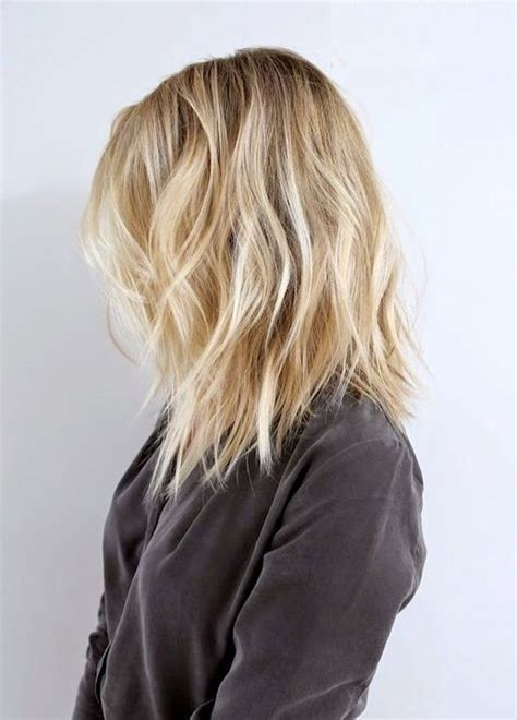 lob for thin wavy hair 17 best images about hairstyles 2017 on pinterest easy