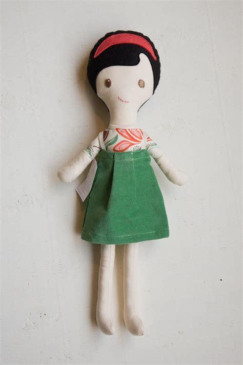 Handmade Stuffed Dolls - handmade cloth doll plush doll for plush