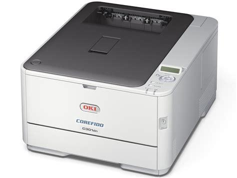 Printer Oki C301dn cheap oki toner cartridge oki toner