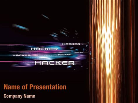 hacking themes for powerpoint hacker powerpoint templates hacker powerpoint