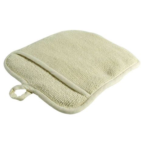 Pot Holder Choice Terry Cloth Pot Holder With Pocket 8 1 2 Quot X 9 1 2 Quot