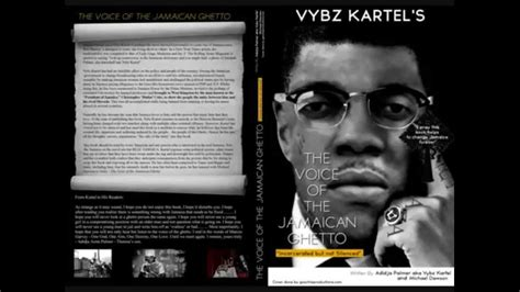 Vybz Kartel Book Incarcerated But Not Silenced Audio