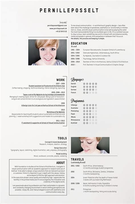 10 interesting simple resume exles you would to notice 10 interesting simple resume exles you would to notice