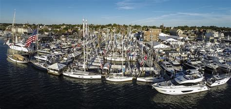 newport charter boat show the upcoming 46th newport international boat show yacht