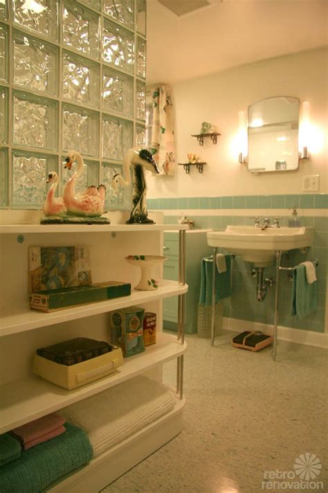 1940s bathroom design gorgeous blue tile bathroom vintage style from scratch