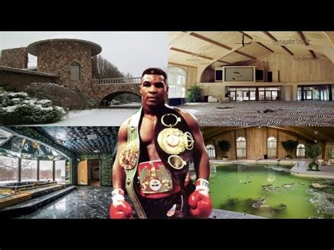 mike tyson house mike tyson s abandoned house 2015 inside outside