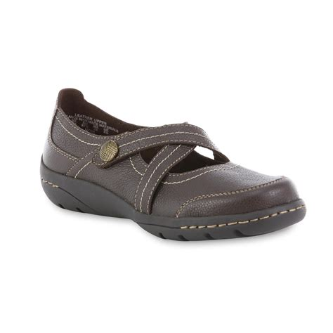 thom mcan s davney brown leather shoe