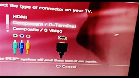 reset ps3 video to default how to change your ps3 video settings youtube