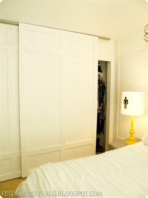 Updating Closet Doors 40 Ways To Update Flat Doors And Bifold Doors Remodelaholic Bloglovin