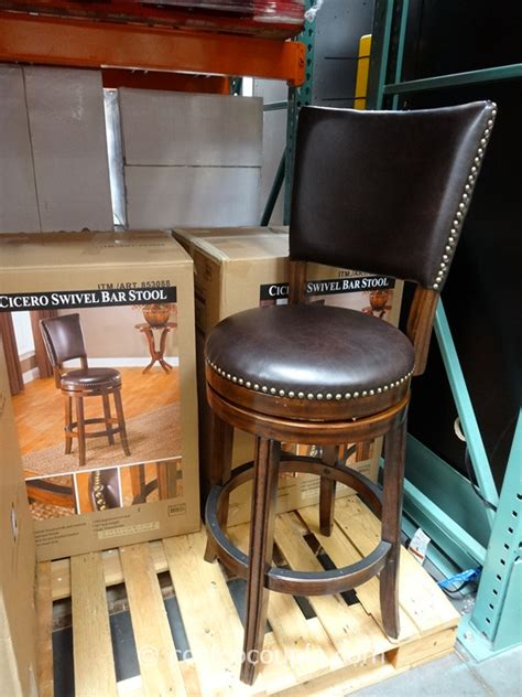 Costco Bar Stool by Hillsdale Furniture Cicero Swivel Barstool