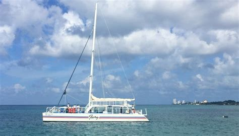 cozumel catamaran snorkel and beach day trips in cozumel mexico catamaran snorkeling tour