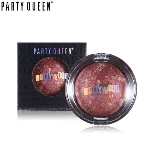 Makeup Silky 14g cheek makeup shimmer baked bronzer blush