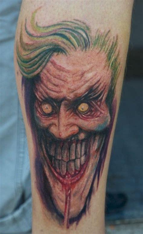 tattoo joker significato tatuaggio joker storia e significato modificazione