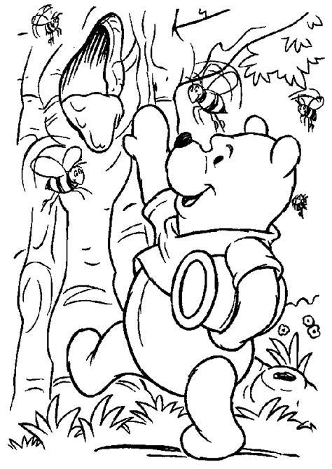 coloring pages disney winnie the pooh winnie the pooh and friends coloring pages learn to coloring