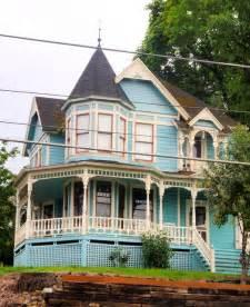 queen anne victorian blue queen anne victorian charles huntley historic house 2