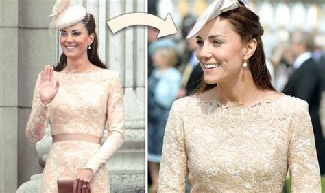 duchess kate the duchess of cambridge graces the cover of kate duchess of cambridge recycles diamond jubilee lace