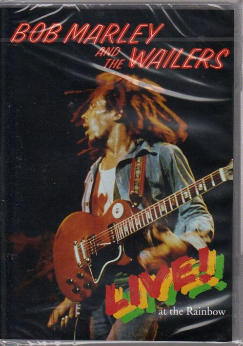 best bob marley live album bob marley the wailers live at the rainbow dvd