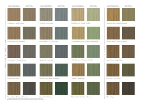 benjamin moore  deck stain colors deck stain