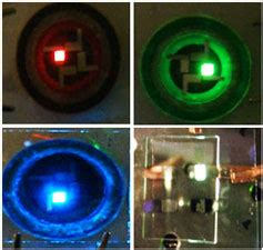 organic light emitting diode research optoelectronics and thin laboratory research materials science and engineering