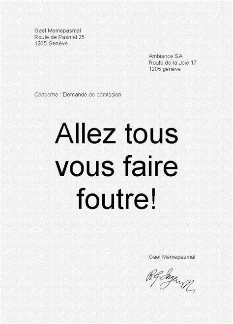 Exemple De Lettre De Démission En Suisse Modele Lettre De Demission Suisse