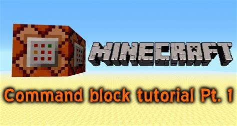 membuka youtube di block guida blocco di comando command block minecraft tutti i