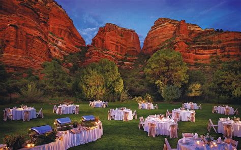 Wedding Invitations In Az by Enchantment Resort Amazing Arizona Wedding Venues