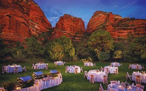 Sedona Weddings   Enchantment Resort in Arizona