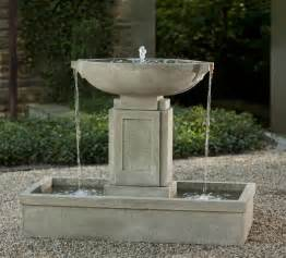 Garden Water Fountains Outdoor Water Outdoor Fountains And