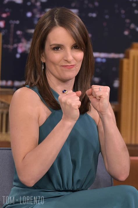 Wardrobe Tina Fey by Tina Fey On Quot The Tonight Show Starring Jimmy Fallon Quot Tom