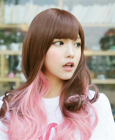 cute hair color for asian 27 ways to rock the pink bubble gum look more pink