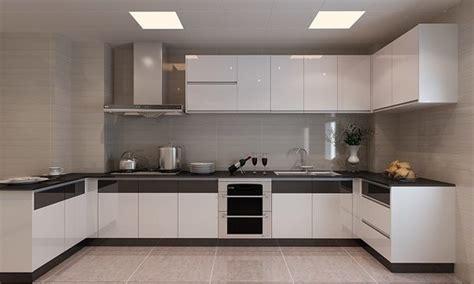 white lacquer kitchen cabinets aliexpress com buy 0436 modern white lacquer kitchen