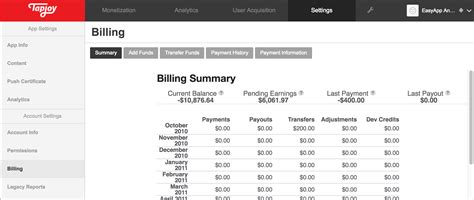Billing Section by Where Are The Features That Were In The Quot Billing Quot Section