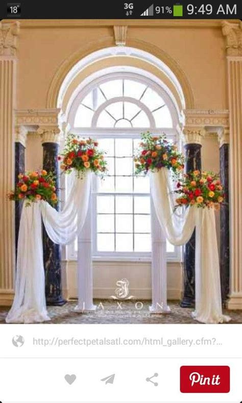 Columns For Decorations by Top 25 Best Wedding Columns Ideas On