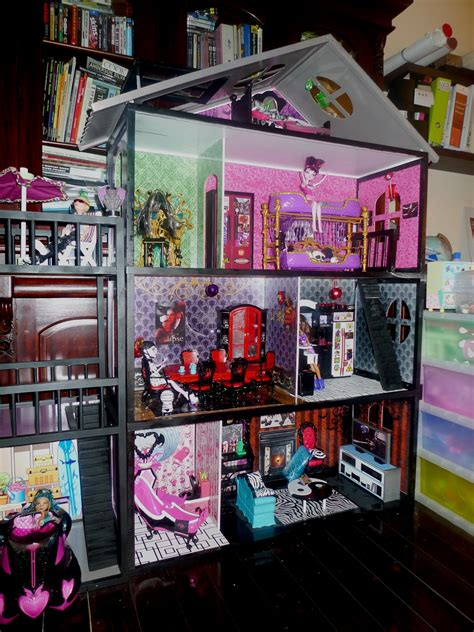 doll house themes analysis image gallery monster high doll house