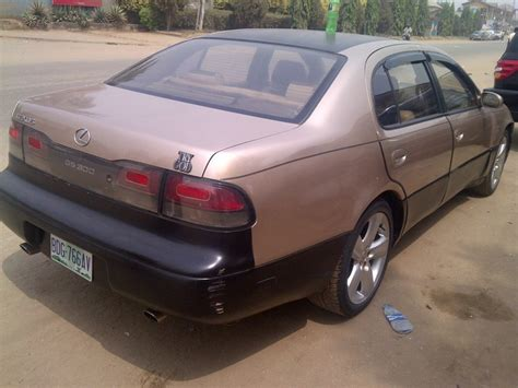 lexus es300 back duke lexus es300 back axle 6 fast for 400k