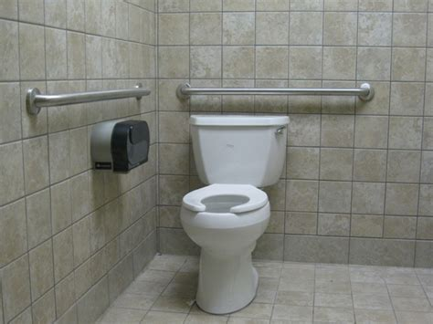 bathroom vs restroom handicap toilets vs standard toilets minneapolis
