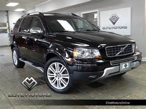 Volvo Xc90 Executive Package 2010 Volvo Xc90 Awd V8 Navigation Dual Entertainment