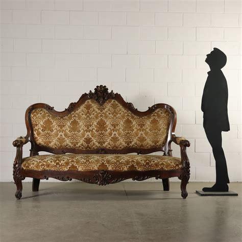 divano luigi filippo divano luigi filippo mobili in stile bottega 900