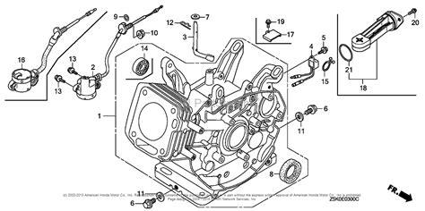 honda gx 270 engine diagram honda get free image about