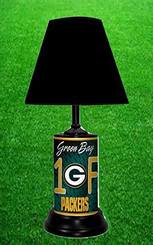 green bay packers home decor green bay packers table lamp home decor